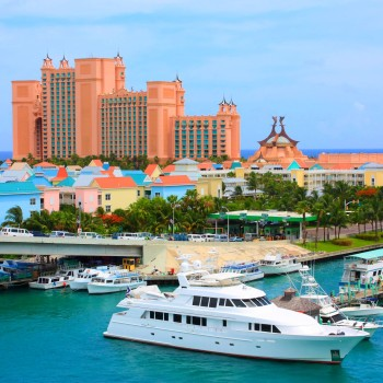 Atlantis Resort and Hotel in Nassau, Bahamas
